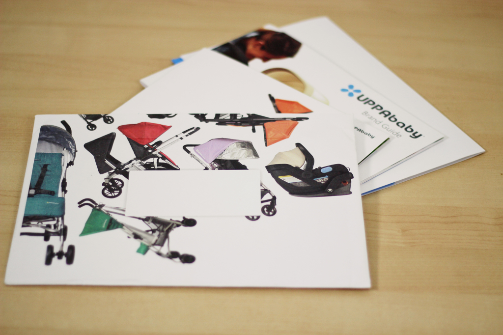 UPPAbaby Brand Guide Envelope